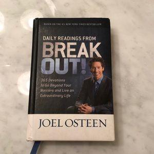 Joel Osteen's Daily Readings From Breakout!
